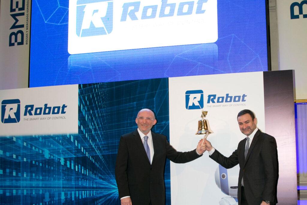 robot se estrena en el mab