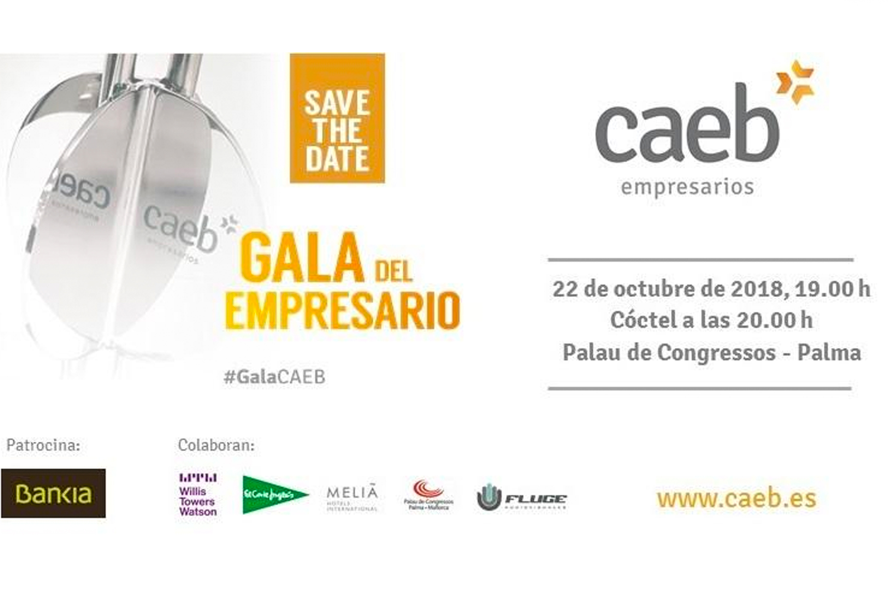 Bernat Bonnin, nominated for the Entrepreneur of the Year Award by the CAEB