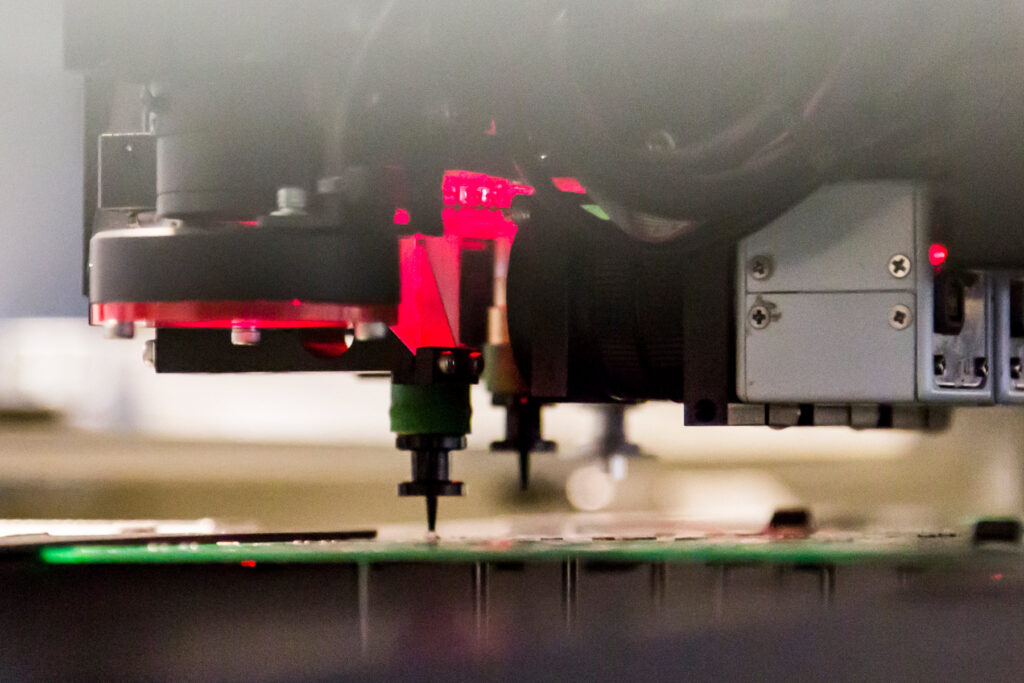 robot retoma la actividad en fabrica