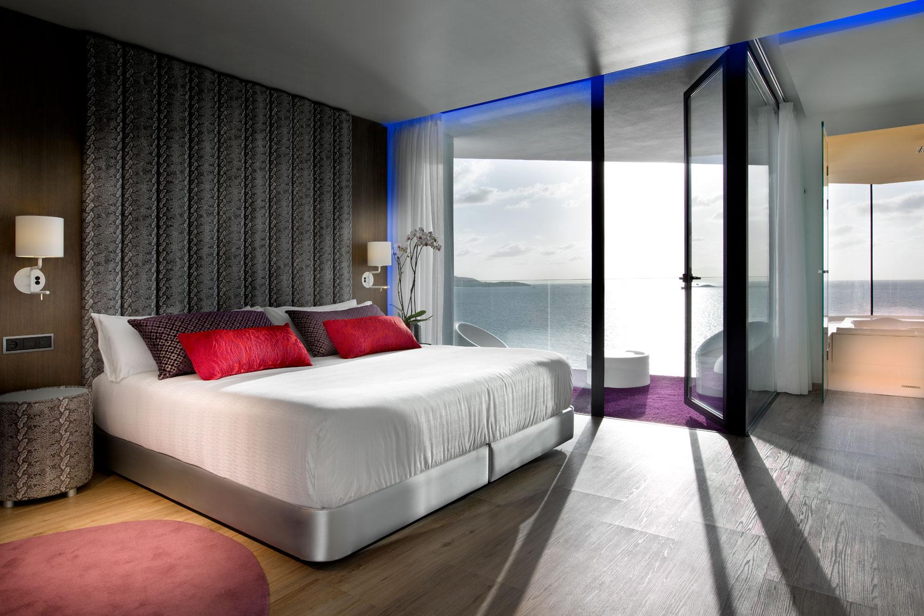 habitación del hard rock hotel