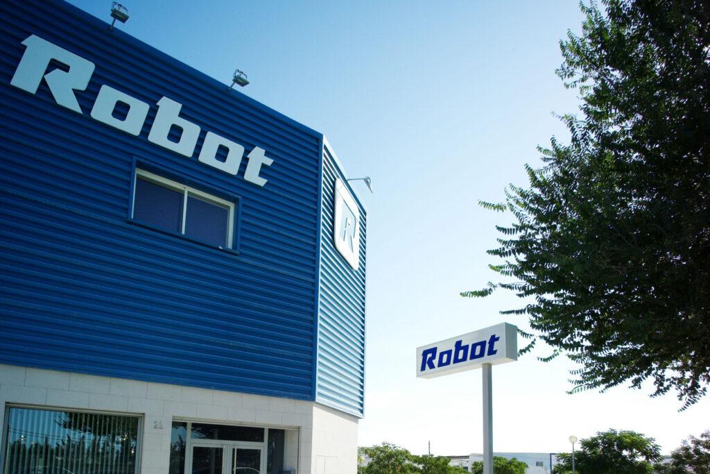 instalaciones de robot