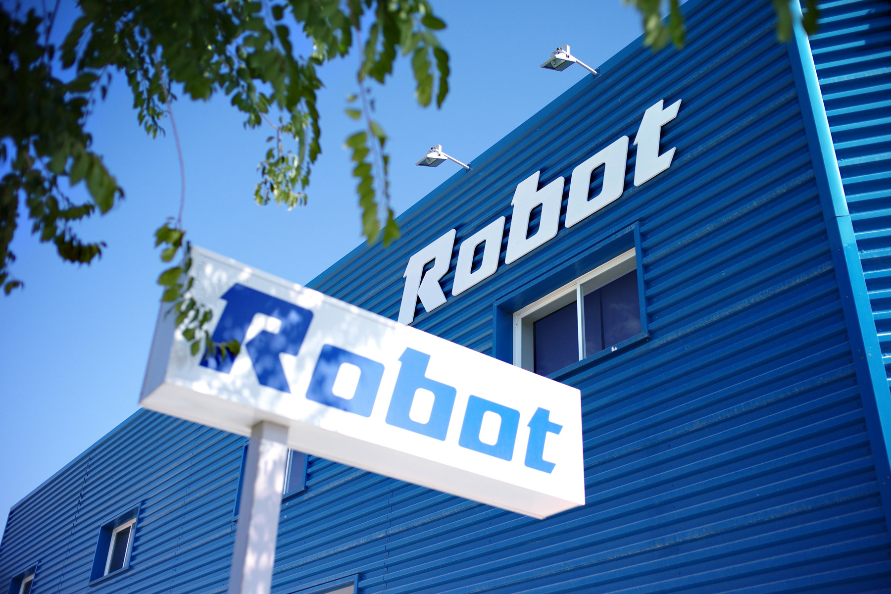 Robot celebrates its 36th anniversary