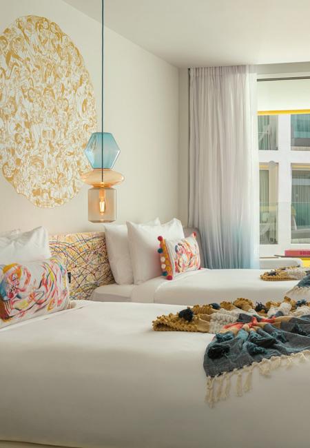 hotel w ibiza de marriott